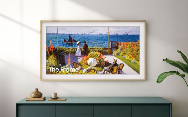 The Frame Samsung TV