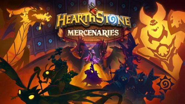 Mercenaries by HEARTHSTONE