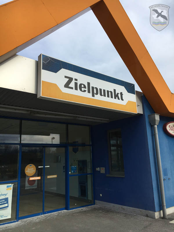 Hinterlassenschaften bei ZIELPUNKT in Altenburg geräumt