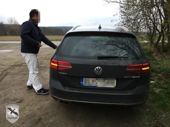 illegale Bärlauchernte in Niederösterreich | Foto: NOE-Umweltwacht.org