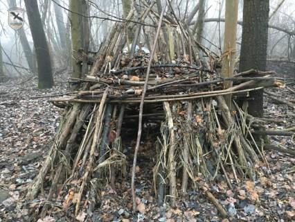 illegaler Lagerplatz im Natura 2000-Vogelschutzgebiet in Hainburg   Foto: NOE-Umweltwacht.org