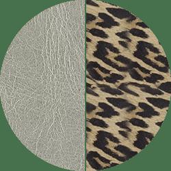 Light-Grey - Leopard