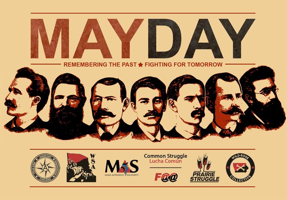 Image result for haymarket martyrs