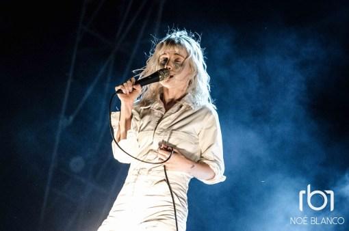 Paramore / Coordenada 2017