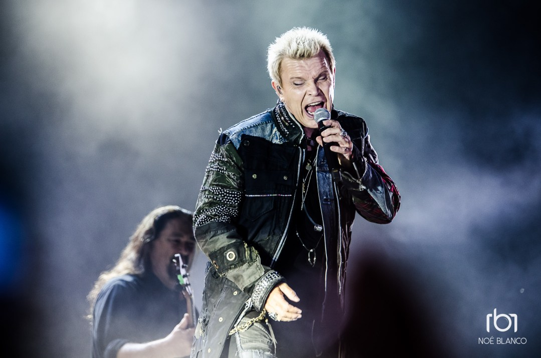 Billy Idol / Coordenada 2019