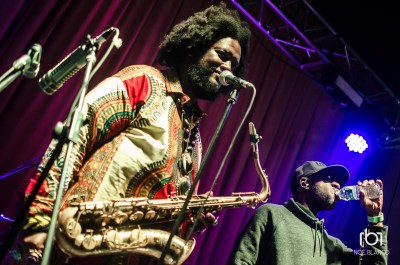 Kamasi Washington Noé Blanco-1