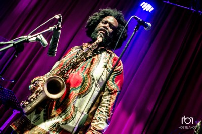 Kamasi Washington Noé Blanco-10