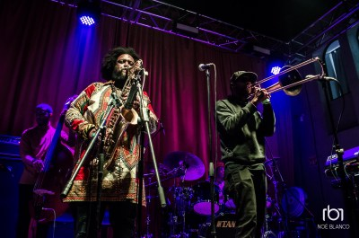 Kamasi Washington Noé Blanco-5