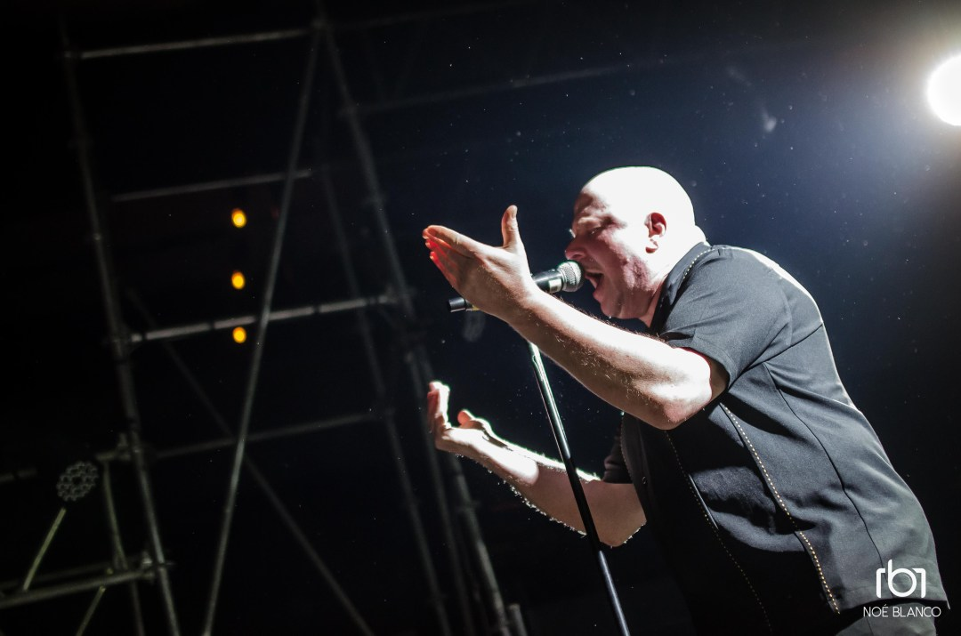 VNV Nation en C3 Stage por Noé Blanco