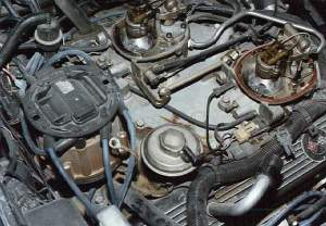 FIRST Tuned Port Injection Installation  Noel's 1982 Corvette Pages
