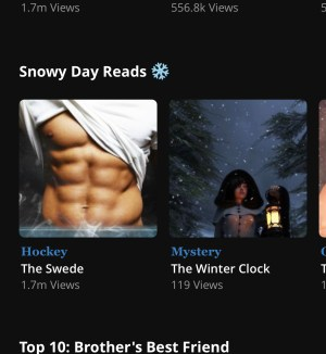 Snowy Day Read: The Winter Clock