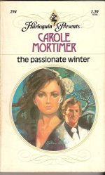 The Passionate Winter by Carole Mortimer