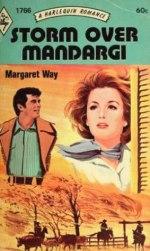 Storm Over Mandargi by Margaret Way
