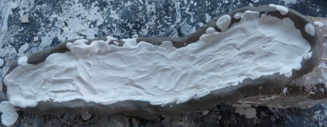 First later of Plaster