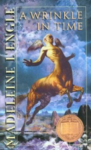 """A Wrinkle in Time"" by Madeleine L'engle"