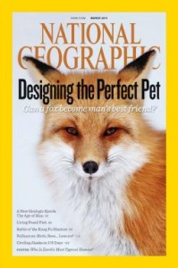 National Geographic, March 2011