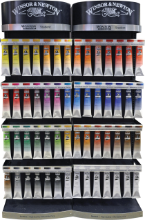 Winsor Newton Winton Oil Colours Paint