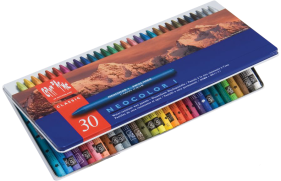 Caran d'Ache Classic Neocolor II Water-Soluble Pastels