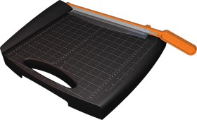Fiskars Recycled 12-Inch Bypass Paper Trimmer