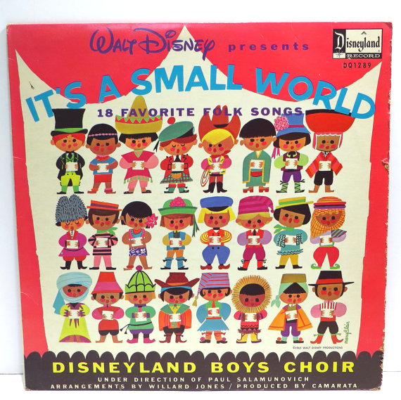 its a small world album