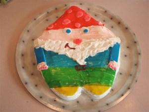 gnome cake