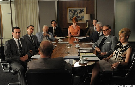mad men board meeting