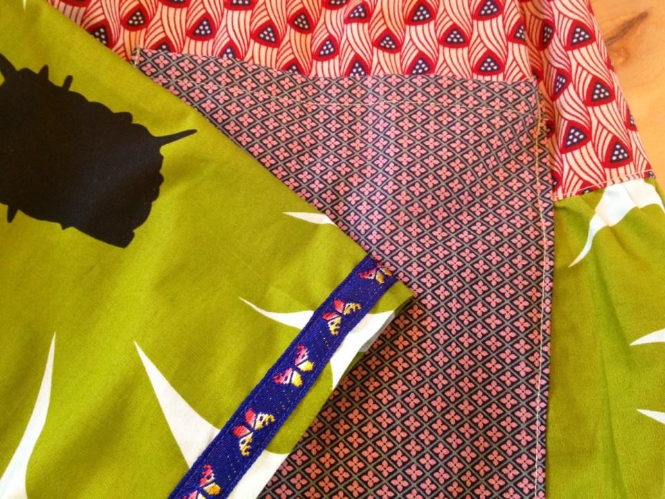 vintage fabrics and trim