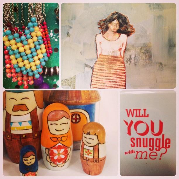 Beehive Bazaar 2013 goods