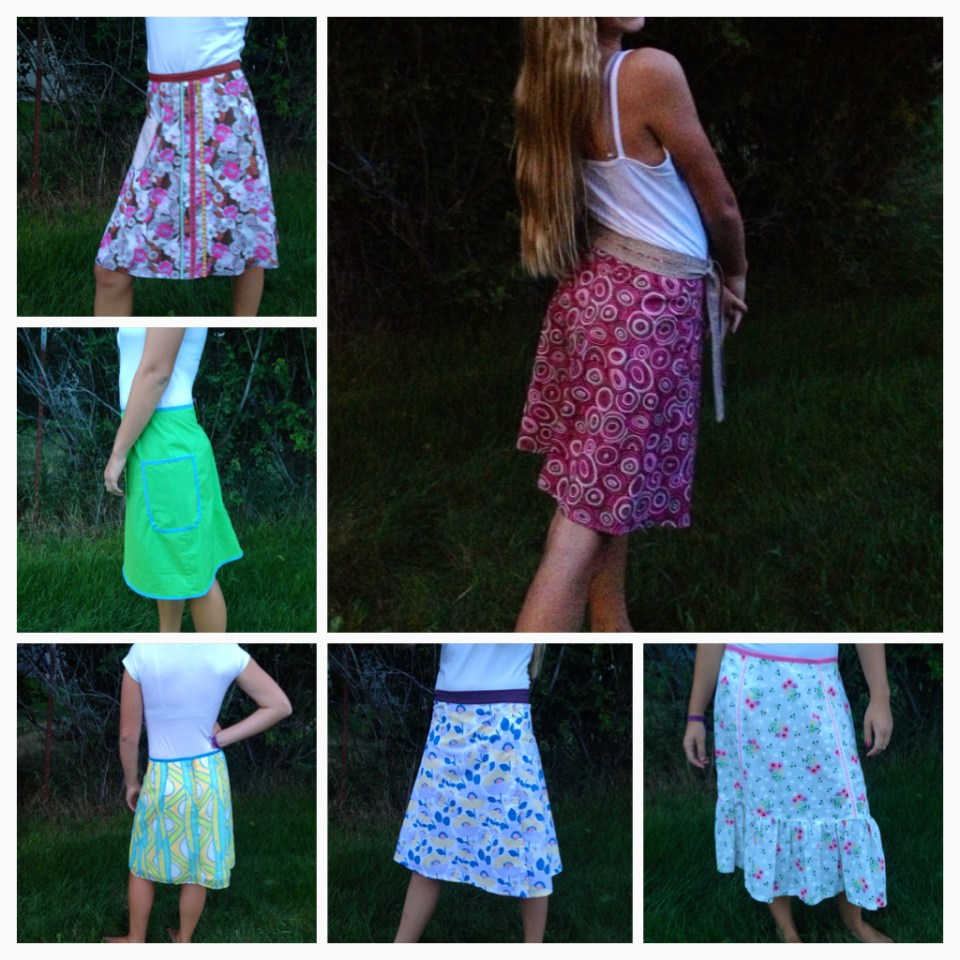 noelle o designs skirts