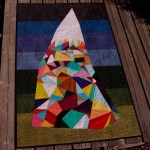 big rock candy mountain quilt