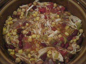 Southwestern Turkey Chili