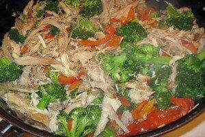 Turkey and Broccoli