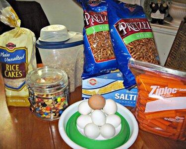 Back To School Kids Snack Ideas
