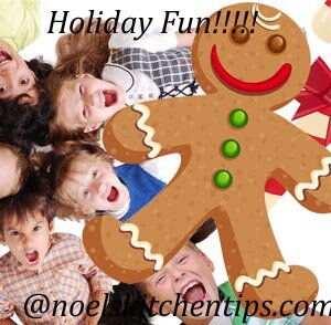 Noel's Family Meals December Holiday Fun Special!