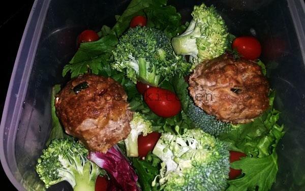 Turkey Meatloaf Muffins