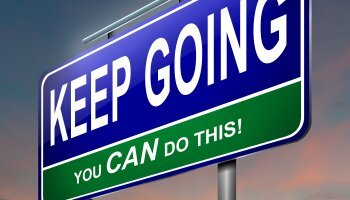 Keep Going…You Can Do This!