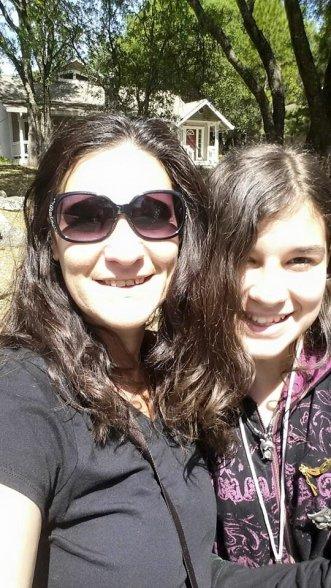 Sierra and I