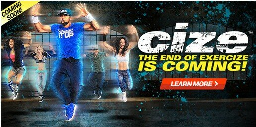 CIZE! – New Dance Workout With Shaun T