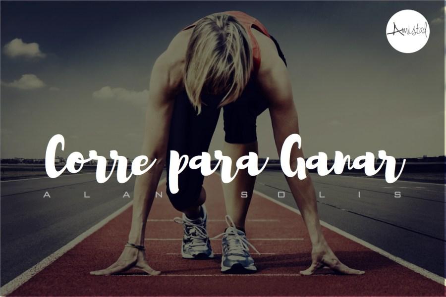 corre para ganar