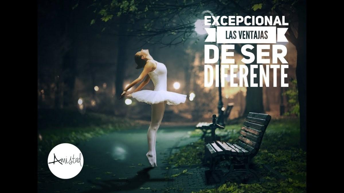 <b>Video: Excepcional: Las ventajas de ser diferente - Noel Solis</b>