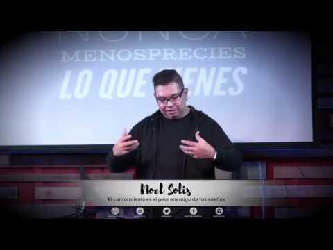 <b>Video: El Conformismo es el peor enemigo de tus Sueños - Noel Solis</b>