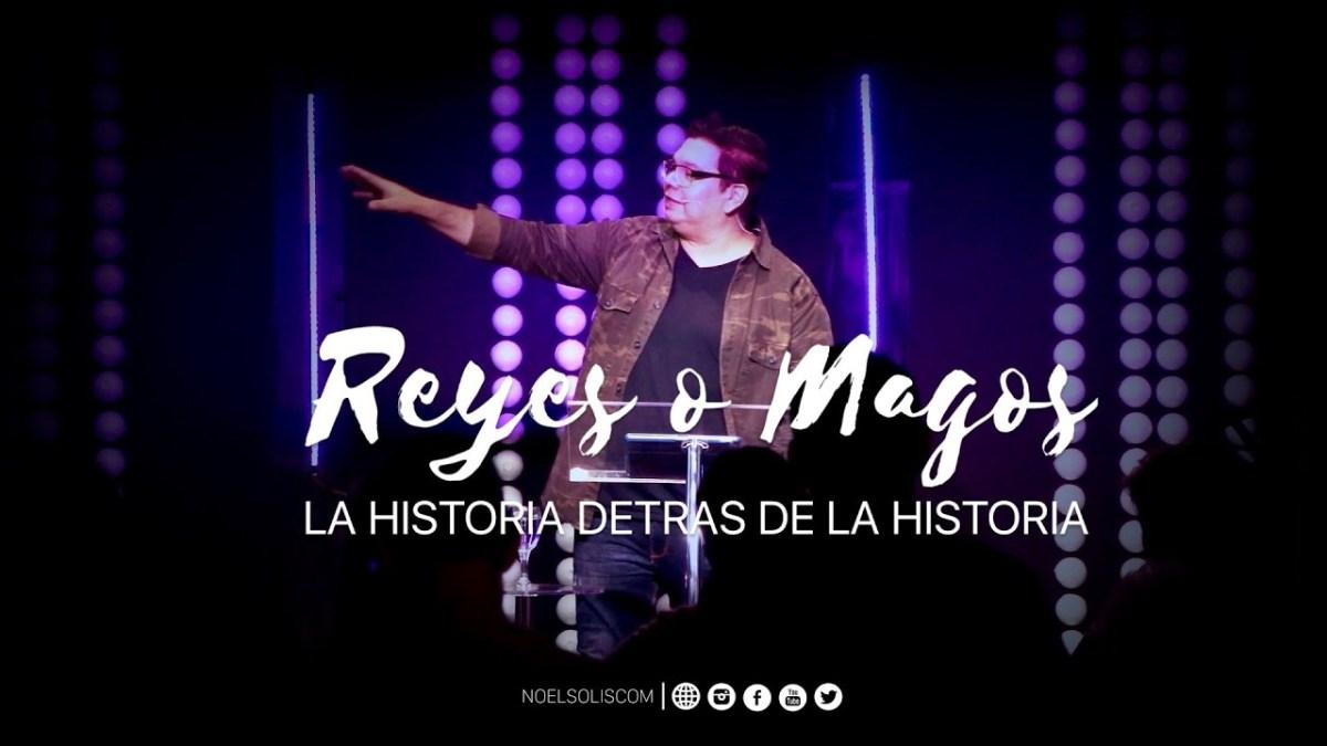<b>Reyes o Magos - La historia detrás de la Historia</b>