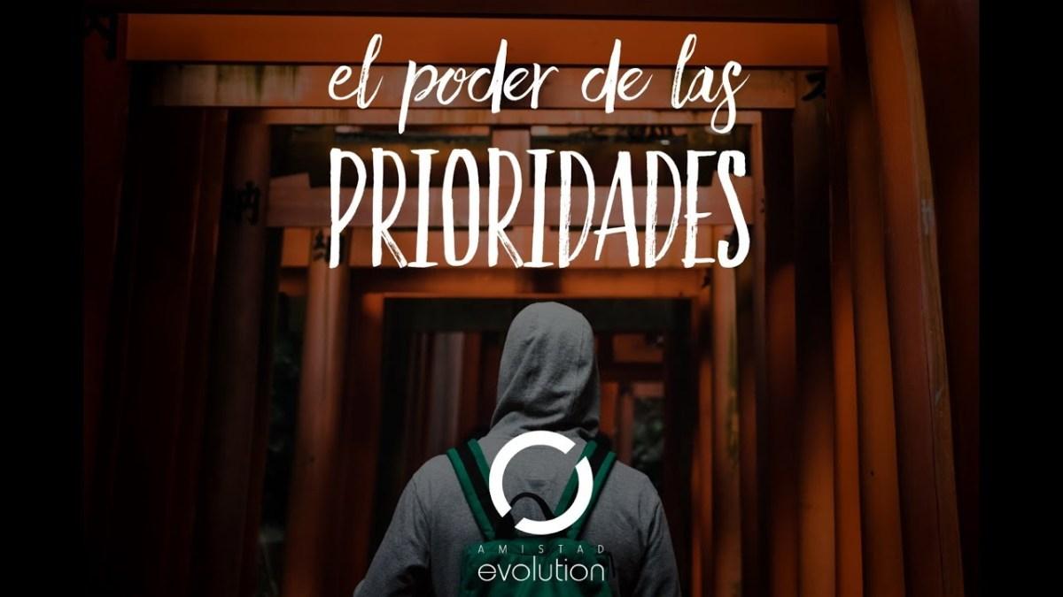 <b>El Poder de las prioridades - Noel Solis</b>