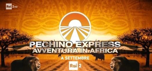 Pechino Express 2018, la prima edizione in Africa