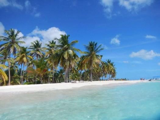 quando si parla di escursioni a Bayahibe, al primo posto c'è l'isola di Saona!