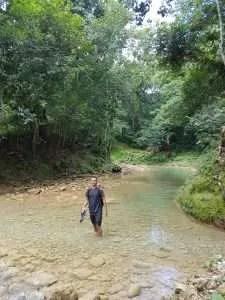 Verso la cascata Limòn con un bel trekking. Non esiste modo migliore per fare ecoturismo a Santo Domingo