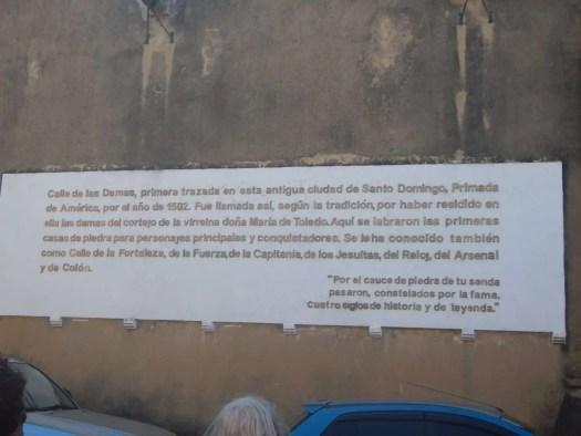 la Zona Colonial è la prima risposta a cosa fare a Santo Domingo