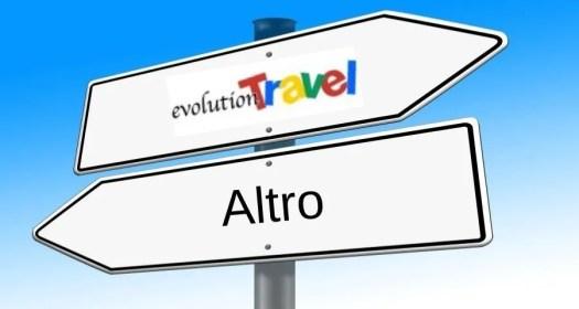 La strada che portava ad Evolution Travel era ormai tracciata