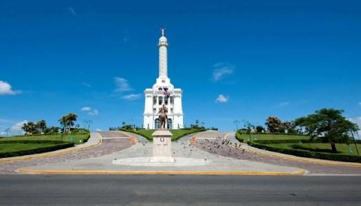 il monumento a ricordo della Guerra di Restaurazione