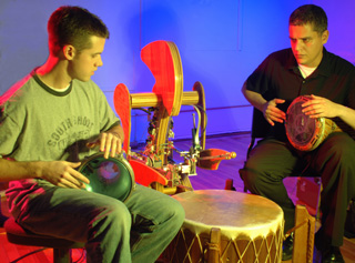 Robotic Drummer